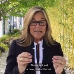 Angela Ahrendts Explains Apple Watch Rollout in Employee Video