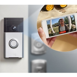 Ring Video Doorbell: $199