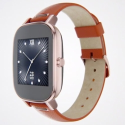Asus Discovers Watch 'Crown' For ZenWatch 2 Android Wear