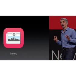 Apple Introduces News App with 'Apple News Format' for Publishers