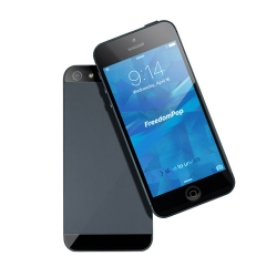 iPhone 5 and 1-Yr Unlimited Talk-and-Text from FreedomPop: $299