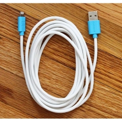 MFi-Certified 10-Ft iOS Lightning Cable: $18.99