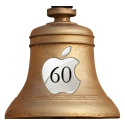 Apple Death Knell Bell #60