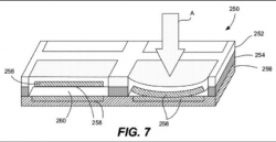Apple's thinner keyboard patent