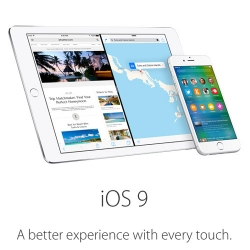 iOS 9 Beta Software on iPad and iPhone
