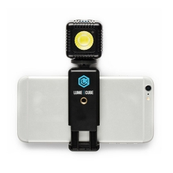 Lume Cube and Smartphone Mount Bundle