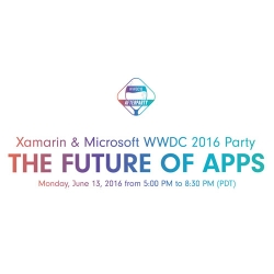 Xamarin Microsoft Party