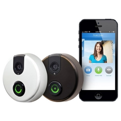 Skybell Wi-Fi Doorbell and iPhone