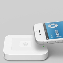 Square Apple Pay Reader