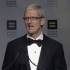 Tim Cook Acceptance Speech for National Visibility Reward from HRC