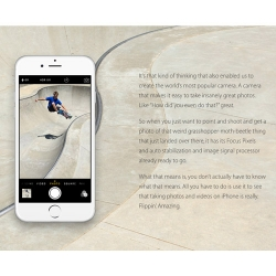 A page from Apple's Why there's nothing quite like iPhone