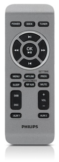 Philips DC390 Remote Control