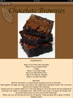 iChocolate2-brownies