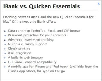 iBank 3 is a Superb Personal Finance Program – The Mac Observer
