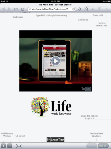 Life Browser