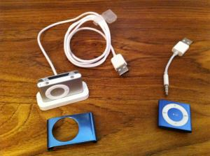shuffle 2G and 4G