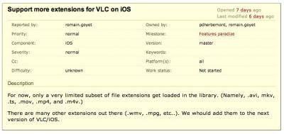 VLC Media Player for iPad Disappoints – The Mac Observer