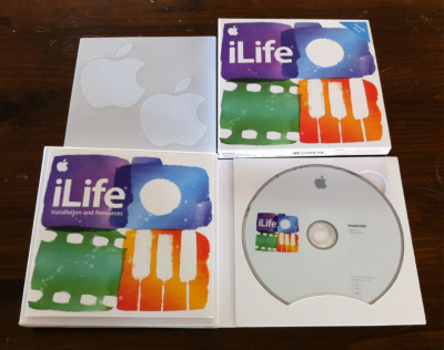 iLife '11 package