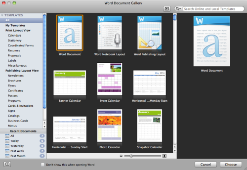 microsoft project gallery | secondtofirst com