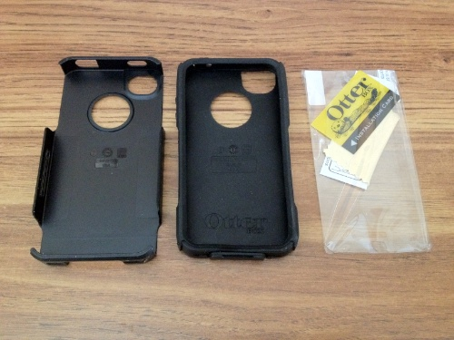 online store 26c8e 7bcfd iPhone 4S: OtterBox Commuter Case's Dual Layers Rock – The Mac Observer