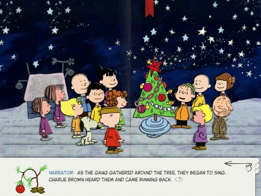 Charlie Brown Christmas -3