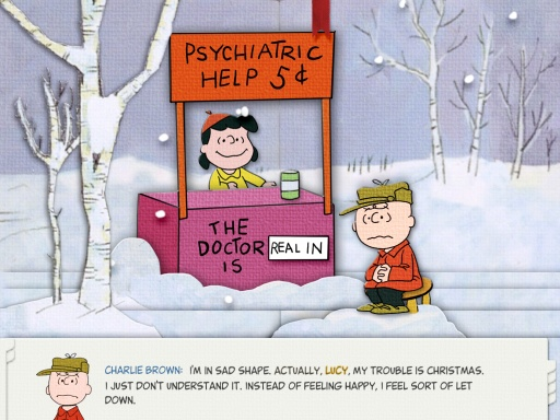 Charlie Brown Christmas -5
