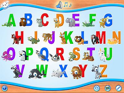 Write Teaches Little iPad Users Letter Recognition and Writing