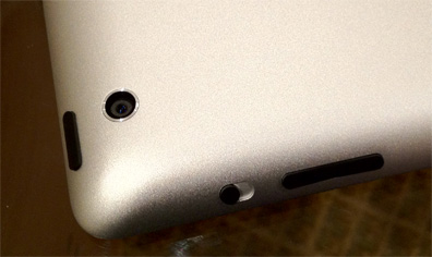 Third gen iPad: Better camera, but still no flash