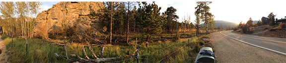 Good luck finding the stitch points in the iPhone's panoramas. They're that good.