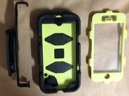 best sneakers 7d8c3 e7bcc Griffin's Survivor iPhone 5 Case is Rugged – The Mac Observer