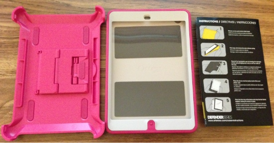 separation shoes 924d3 e8633 OtterBox Defender Case for iPad mini: an Elegant Fortress – The Mac ...