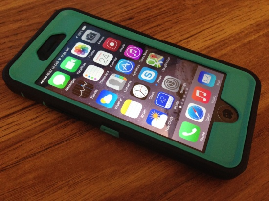 new style 5bf60 14ad3 OtterBox Defender Case for iPhone 6 Plays Great Defense – The Mac ...