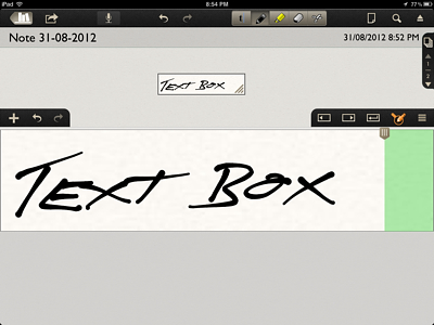 write on paper sent to ipad Here are our picks for the 10 best apps for getting some extended writing done on the ipad the 10 best writing apps on the ipad by josh ong — in apps 12.