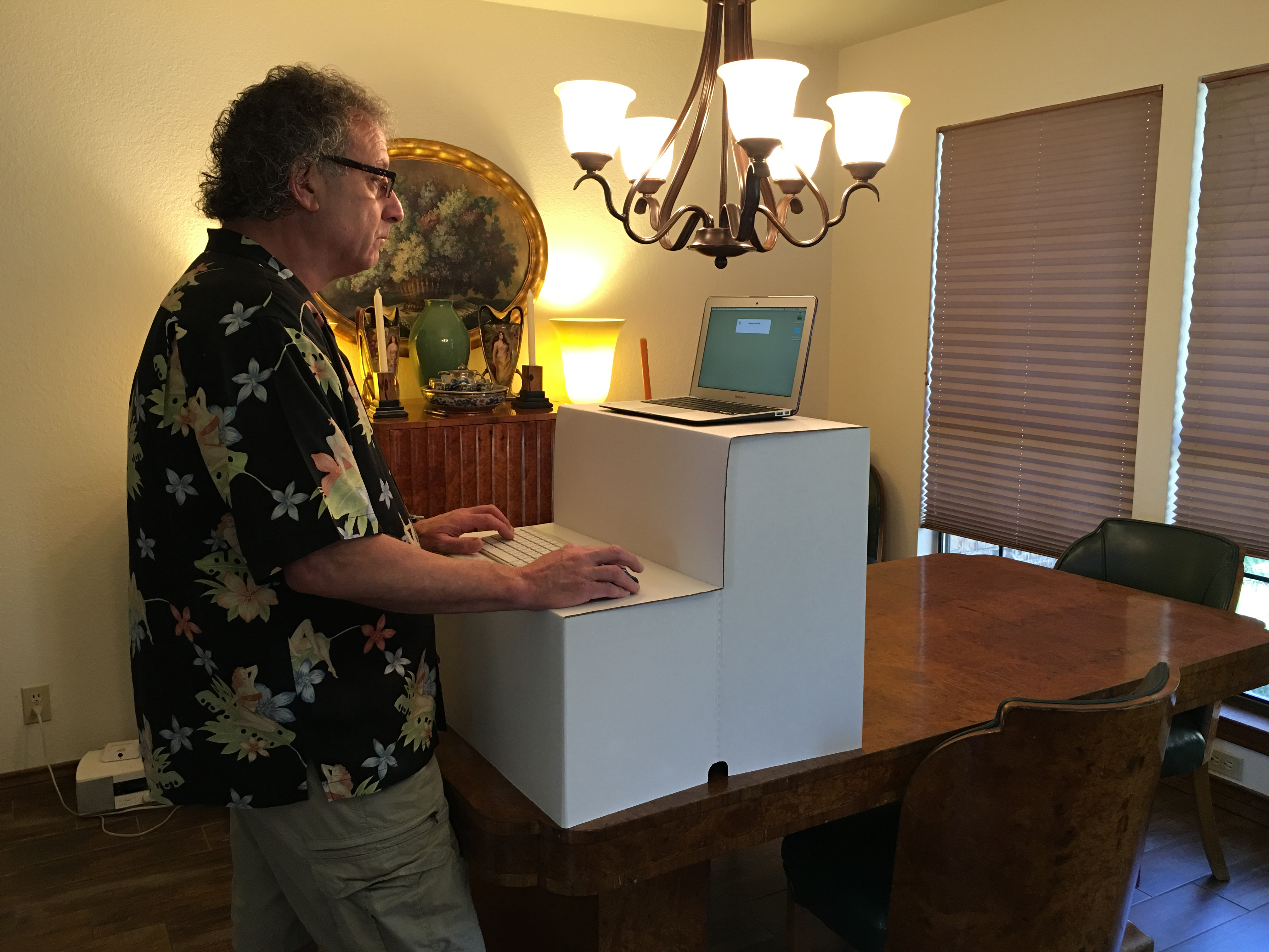 A Usable Stand Up Desk For 25 Yes The Mac Observer