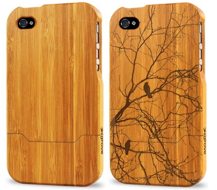 iPhone 4S: Grove's Bamboo Case Is Both Beautiful and Expensive