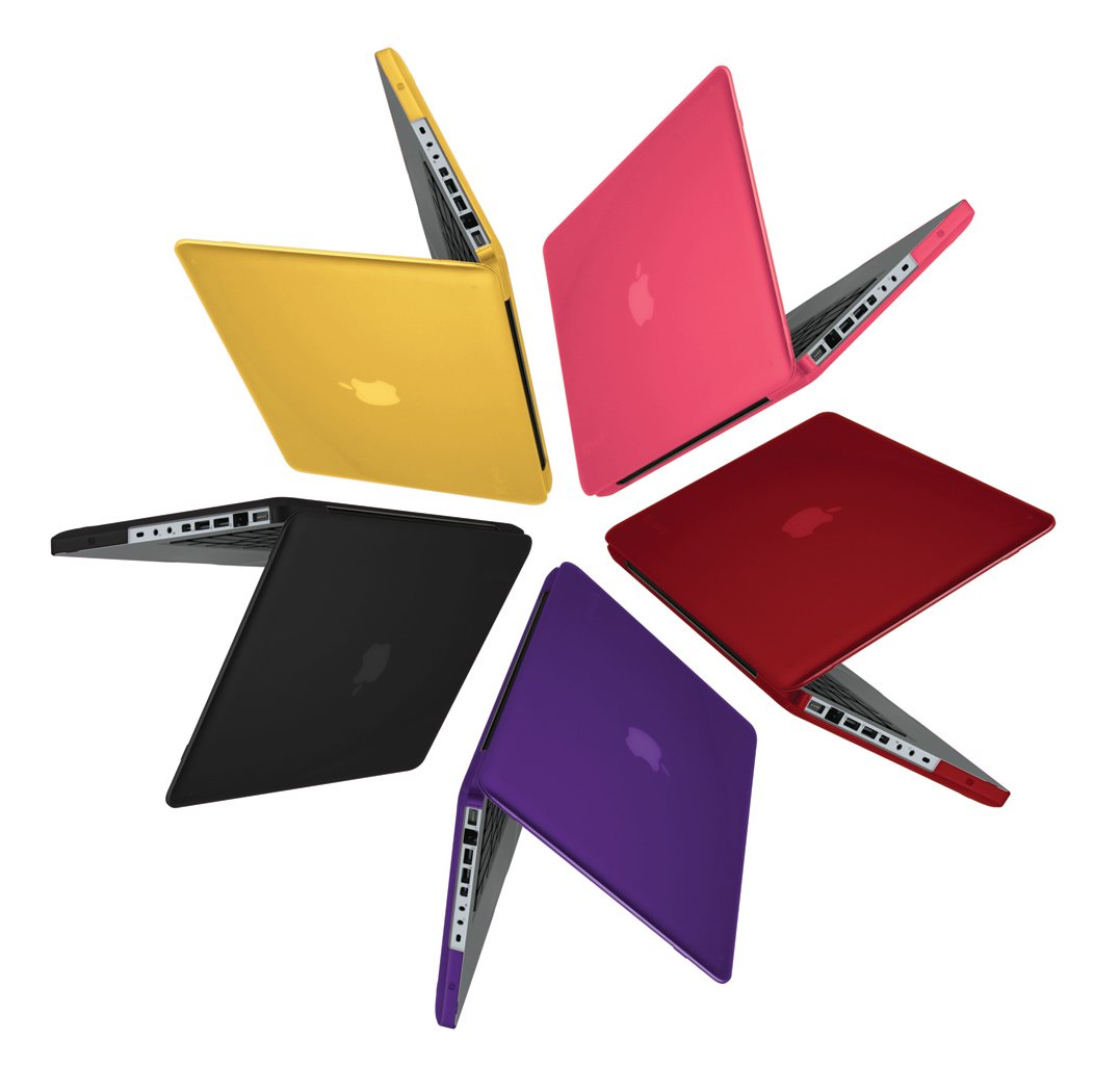sports shoes 9b696 f7ae0 Speck Introduces 2 New Case Colors For MacBooks – The Mac Observer