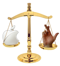 Cherdak: Apple licensed invalid patents