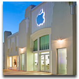 Apple's Miami store doesn't look anything like its Dresden store