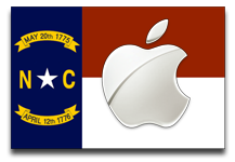 Apple, North Carolina, and Data Centers