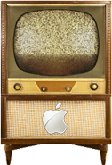 Apple may be buying television components