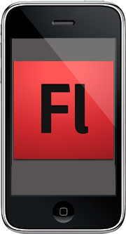 Flash on mobile devices? Not any more.