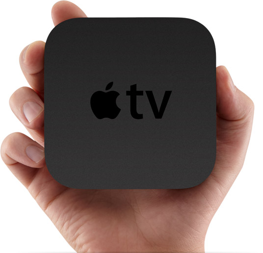 Apple TV: Apple's little hobby