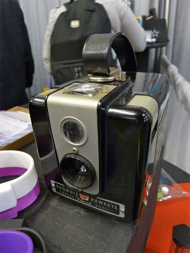 Kodak Brownie Jawkeye