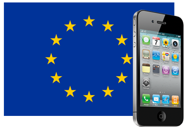 The iPhone in the EU