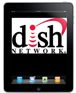 Dish TV on your iPad