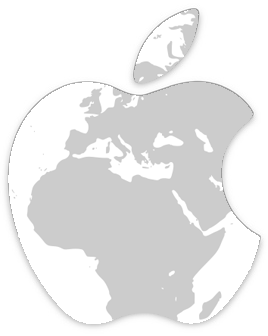 Where in the World is Apple Maps?