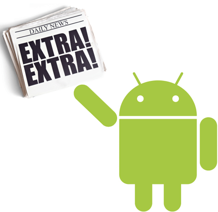 Newspapers & Magazines on Android