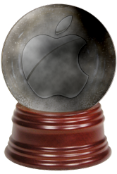 Apple's Cloudy Crystal Ball