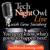 Tech Night Owl LIVE