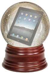 The iPad Crystal Ball